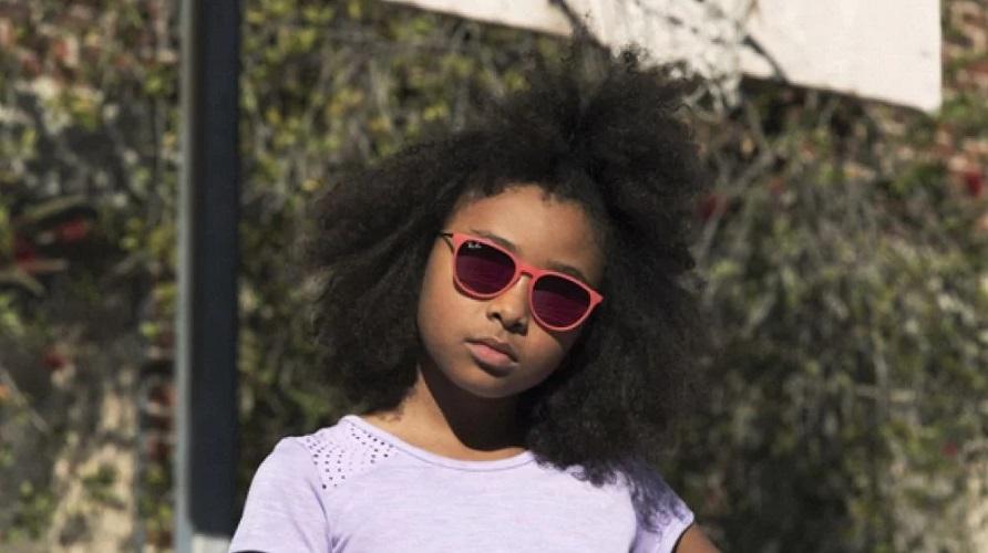באנר kids - משקפי שמש לילדים