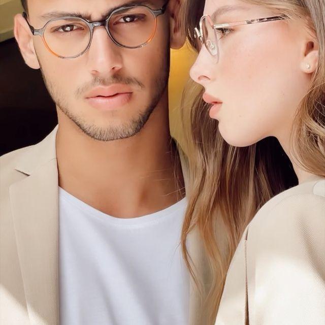 ויקאנד סייל 🥳 קבלו 1+1 על מגוון משקפי ראייה ממגוון מותגי על 🤩 עכשיו בסניפים!    מסגרת + עדשות     - תקף למסגרות ראייה עד ₪2,500 | ללא מותג קרטייה | הזול מהם מתנה | אין כפל הנחות | בתוקף עד 30.6 | ברכישת עדשות 1.56 ומעלה בלבד | כפוף לתקנון