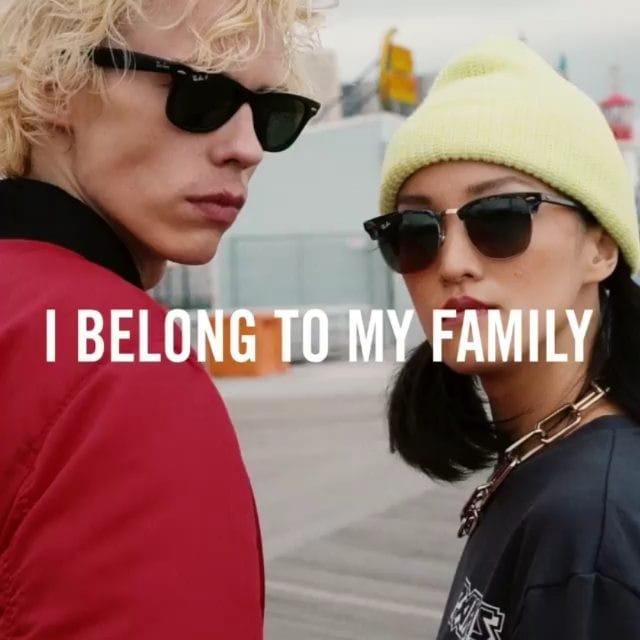 להיות בעלים של משקפי רייבאן זה... להיות חלק מהמשפחה הכי קולית בעולם!  תייגו חברים שעדיין אין להם רייבאן ותזמינו אותם להצטרף לקלאב הכי נחשק שיש. #Opticana #RespectYourEyes