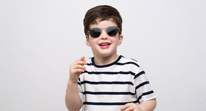 משקפי שמש לילדים - כל מה שצריך לדעת