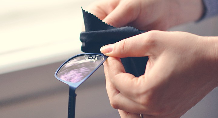 טיפול נכון במשקפי שמש וראייה