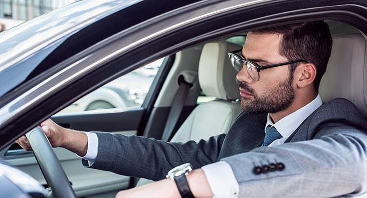 בדיקת רשיון נהיגה - בדיקת ראייה לנהיגה בטוחה